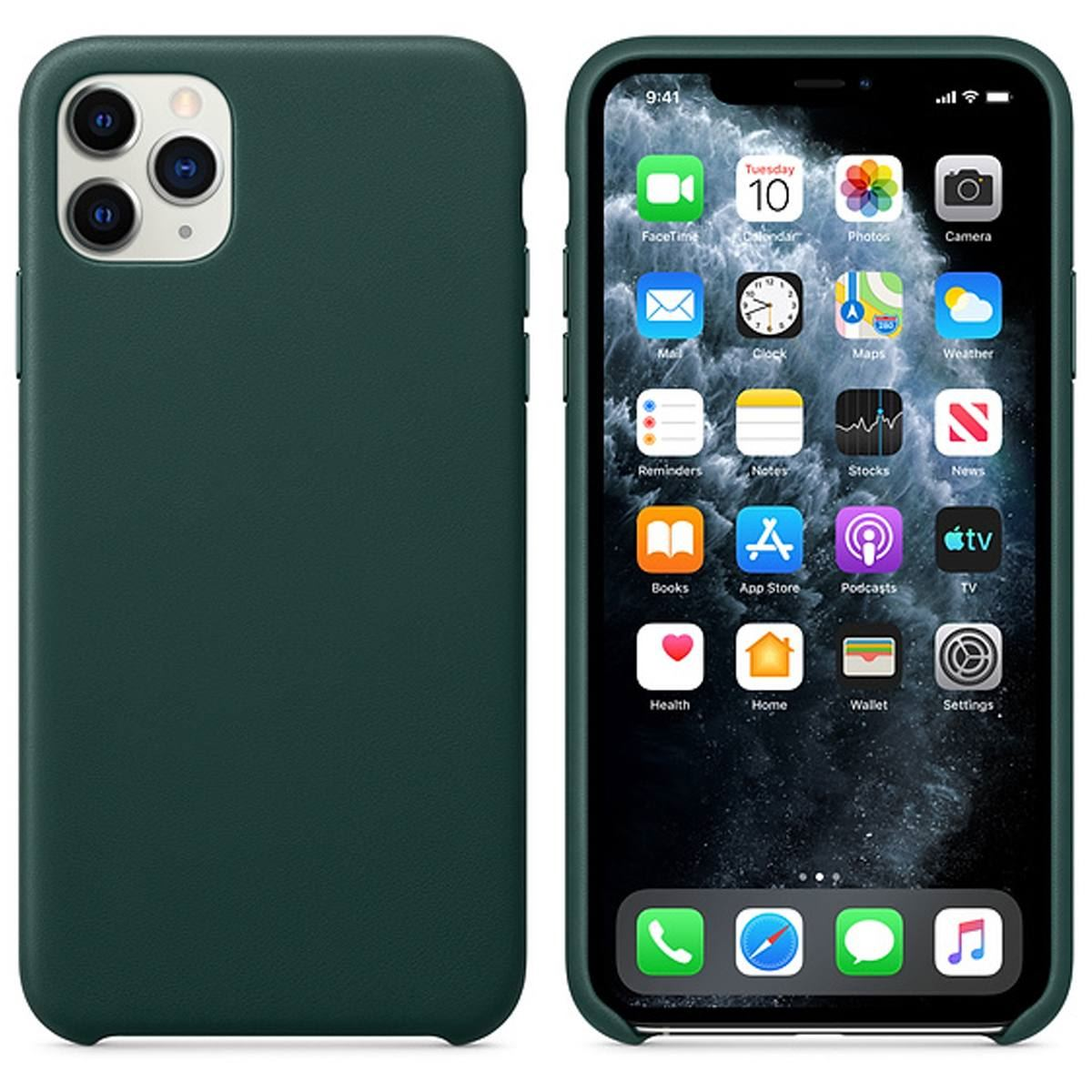 Leather-Slim-Case-Apple-iPhone-10-8-7-Plus-6s-5-Original-PU-Soft-Silicone-Cover thumbnail 16