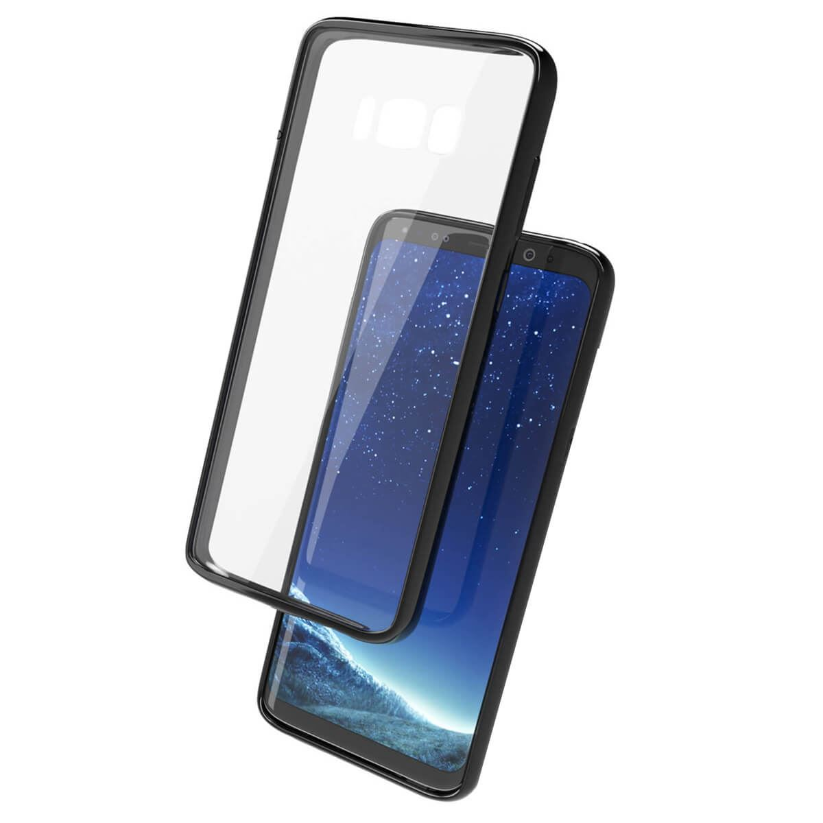 Shockproof-TPU-Bumper-Case-Samsung-Galaxy-S8-Plus-Note-8-Gel-Crystal-Clear-Cover thumbnail 4