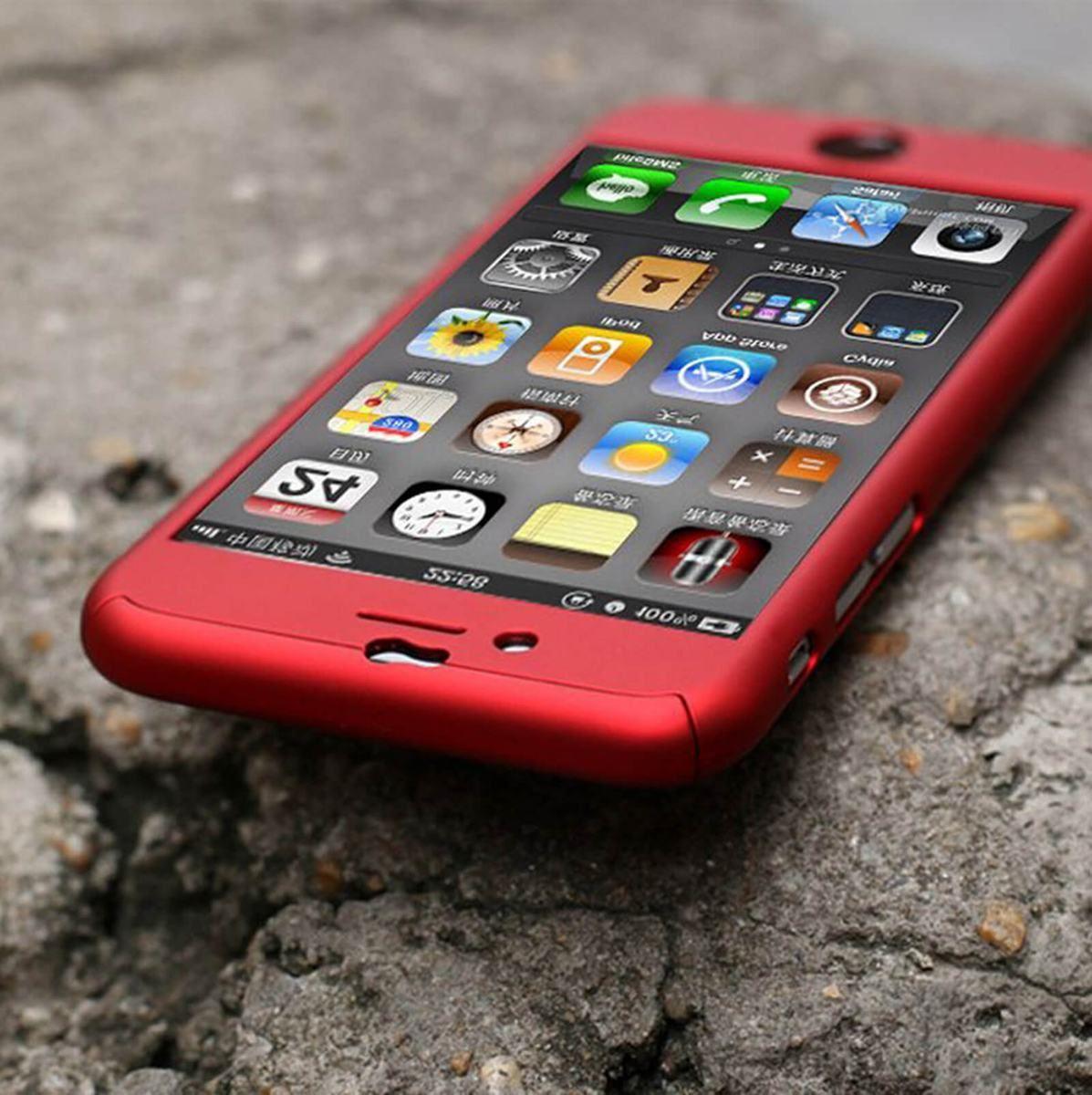 For-Apple-iPhone-XS-Max-XR-Hybrid-360-Slim-Ultra-Thin-Heavy-Duty-Shockproof-Case Indexbild 44