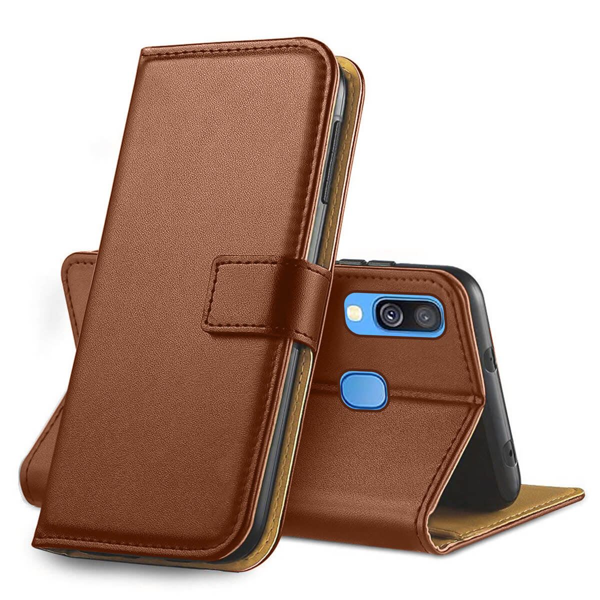 Magnetic-Flip-Wallet-Case-For-Samsung-Galaxy-S10-Plus-S9-S8-A50-Leather-Cover thumbnail 8