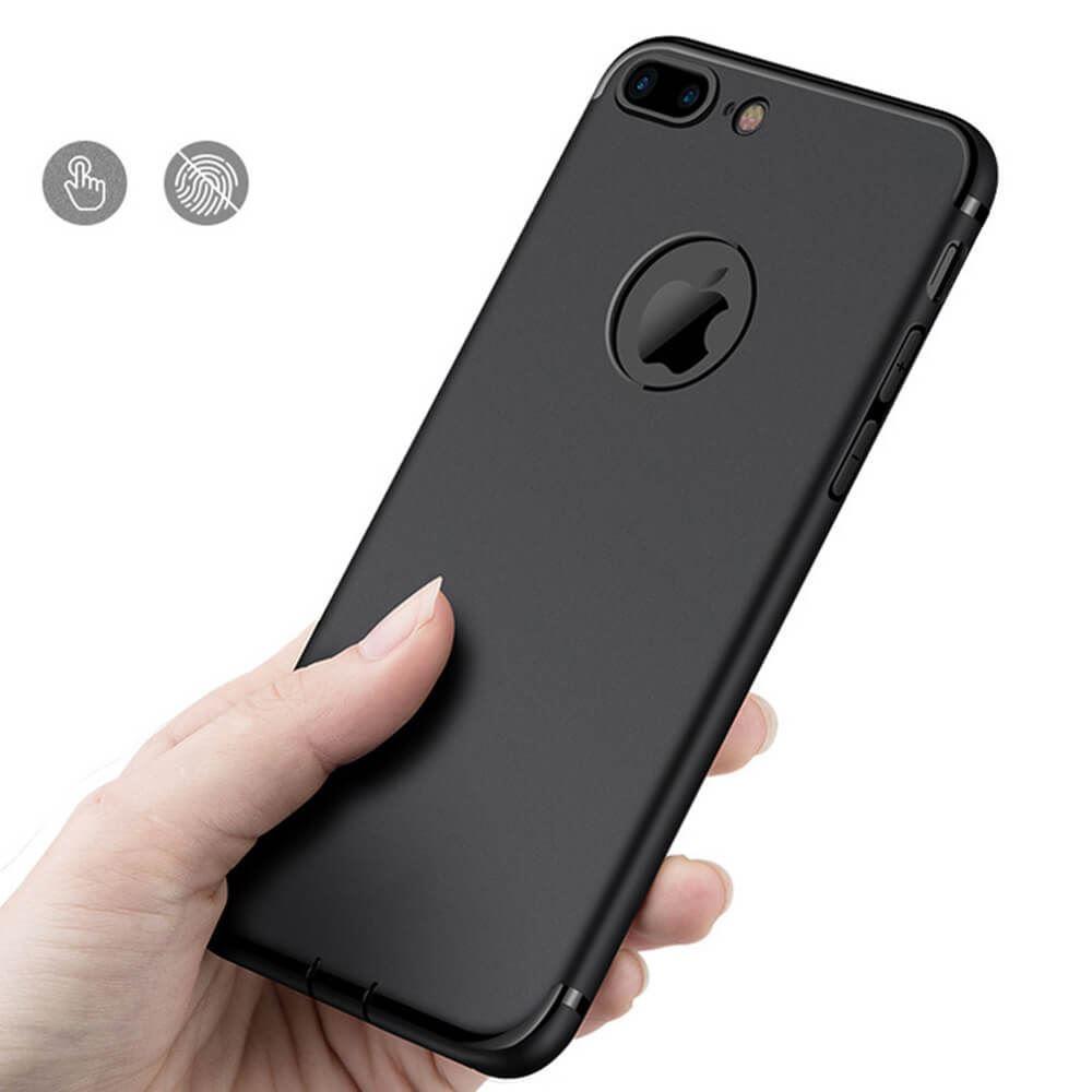 Luxury-Ultra-Thin-Slim-Silicone-TPU-Soft-Case-Cover-Apple-iPhone-10-8-7-Plus-6-5 miniatuur 46