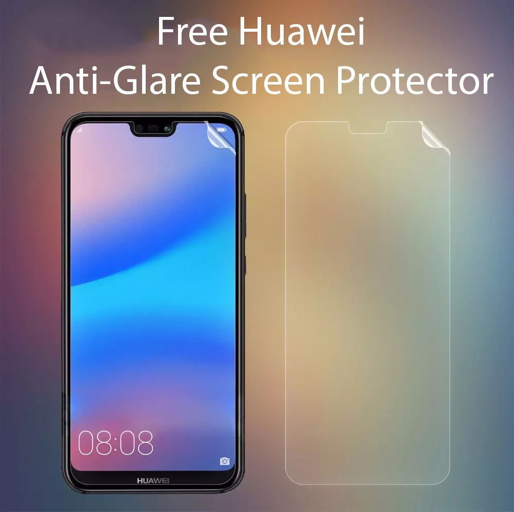 Shockproof-Silicone-Protective-Clear-Gel-Cover-Case-For-Huawei-P20-Pro-P-Smart thumbnail 90