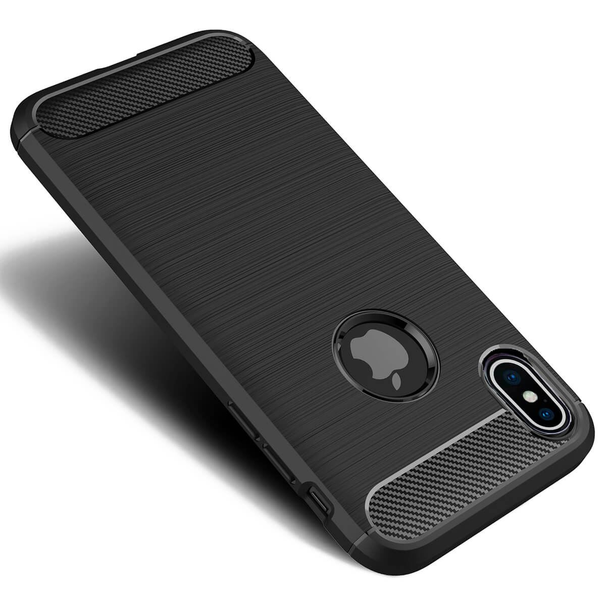 Shockproof-Bumper-Case-Apple-iPhone-10-X-8-7-6s-Se-5s-5-Luxury-Ultra-Slim-Cover thumbnail 5