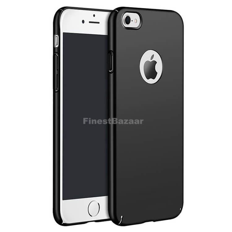 Luxury-Ultra-Thin-Slim-Acrylic-Hard-Back-Case-Cover-Apple-iPhone-10-X-8-7-6s-5s