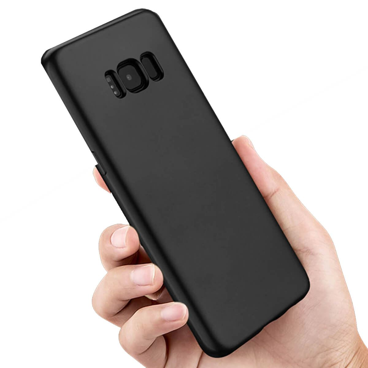 ShockProof-Thin-Case-For-Samsung-Galaxy-S7-edge-S8-Plus-Hybrid-360-TPU-Cover thumbnail 3