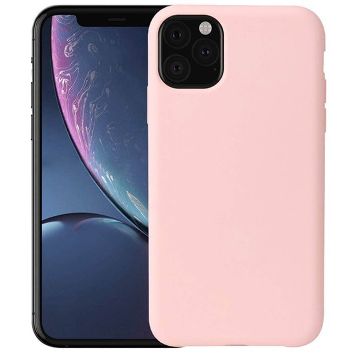 Liquid-Silicone-Shockproof-Case-For-Apple-iPhone-Soft-Matte-Back-Phone-Cover thumbnail 19