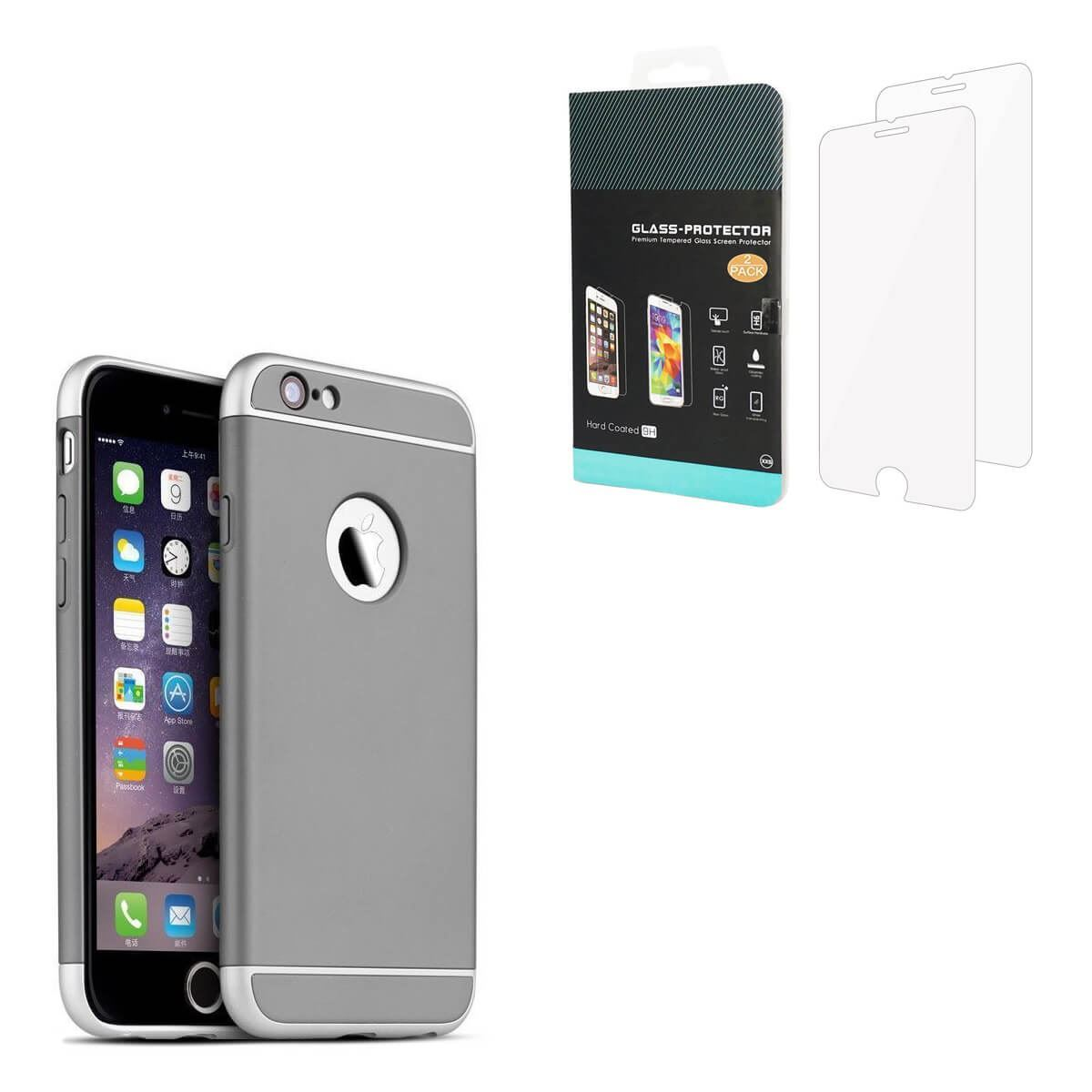 Luxury-Ultra-thin-Shockproof-Armor-Back-Case-Cover-for-Apple-iPhone-X-8-7-6-5-Se thumbnail 69