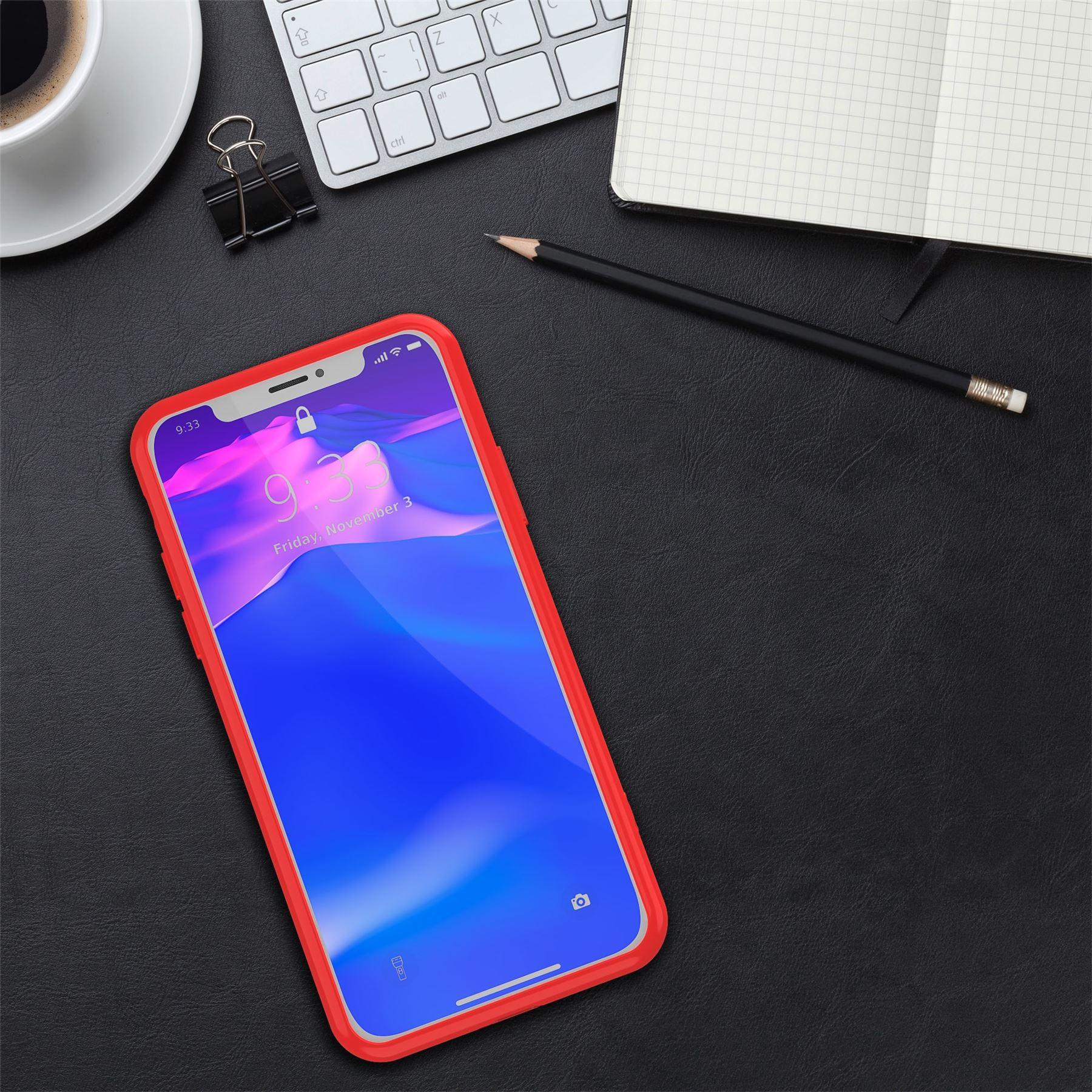 thumbnail 23 - For Apple iPhone XR Xs Max X 8 7 Plus 6 5 Se Case Cover Clear Transparent CS283