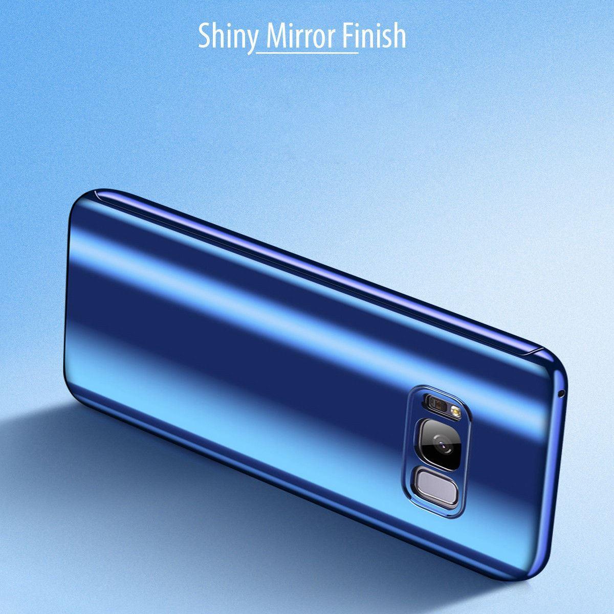 Shockproof-Hybrid-360-Ultra-Thin-Mirror-Hard-Case-Samsung-Galaxy-S7-edge-S8-S9 thumbnail 56