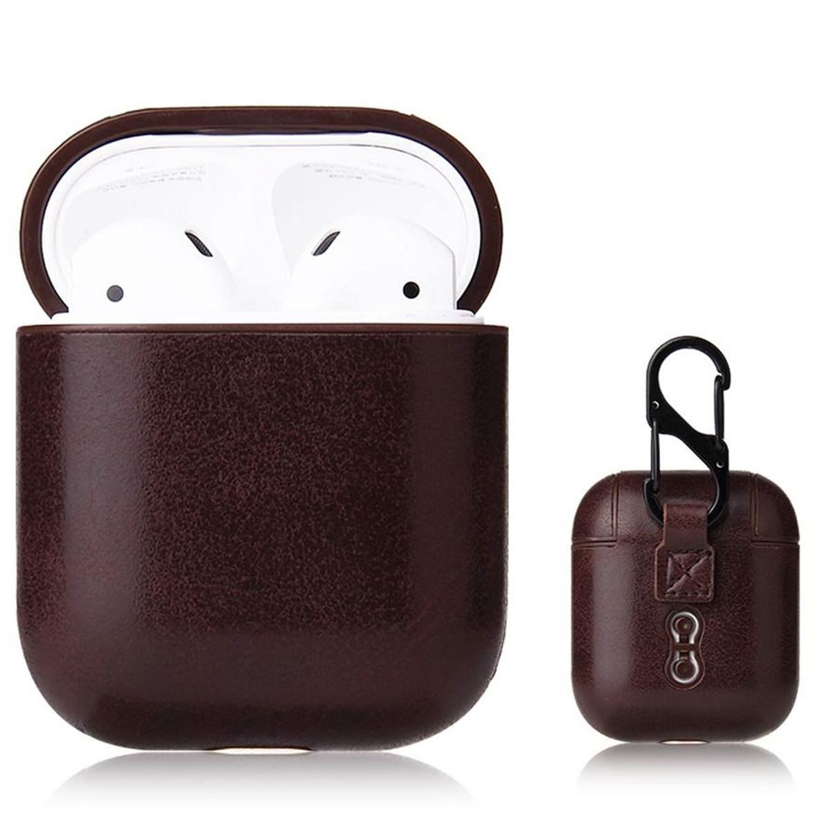 Case-For-Apple-Airpods-1-2-1st-2nd-Gen-Soft-Leather-Skin-Earphones-PU-Cover thumbnail 17