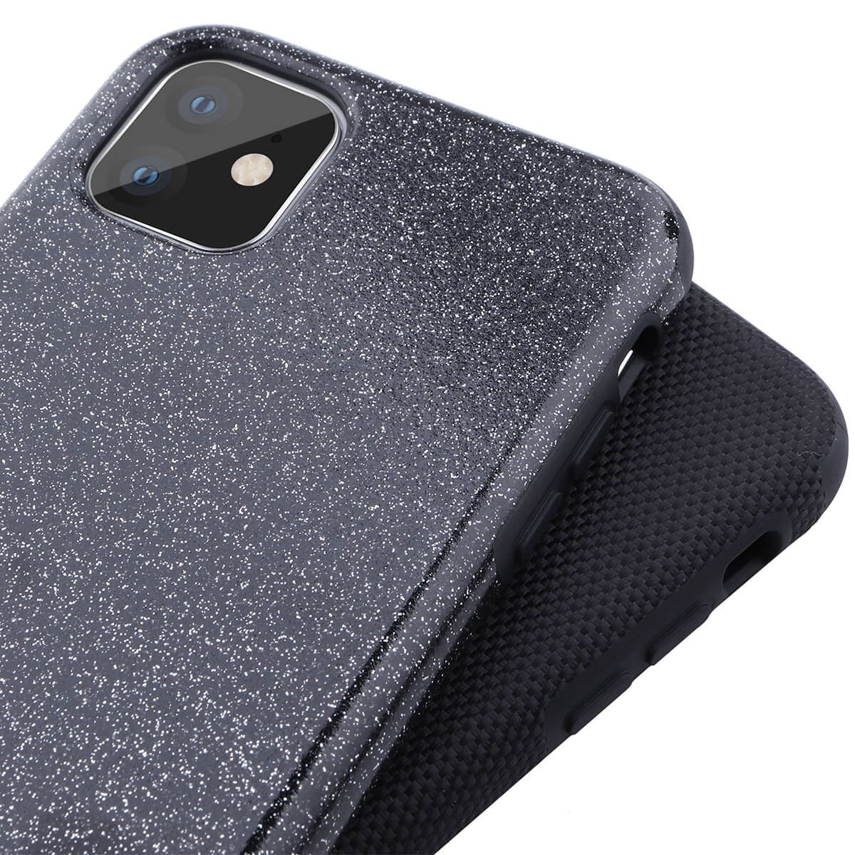 Silicone-Case-For-Apple-iPhone-11-Pro-Max-Bling-Glitter-Diamond-Sparkle-Cover thumbnail 9