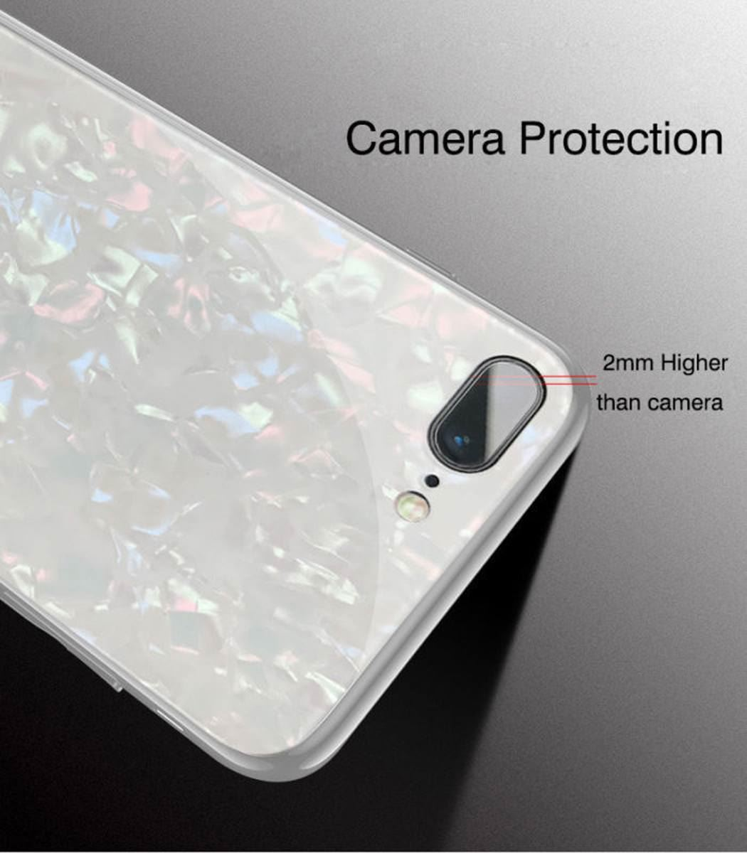 Luxury-Marble-Tempered-Glass-Case-Cover-For-Apple-iPhone-X-XS-XR-Max-10-8-7-6s-6 thumbnail 65
