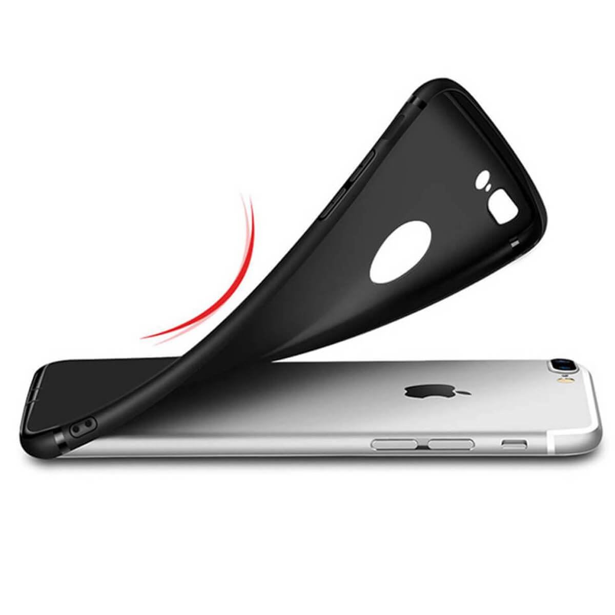 Ultra-Thin-Case-Apple-iPhone-10-8-7-Plus-6-5-Luxury-Slim-Silicone-TPU-Soft-Cover thumbnail 7