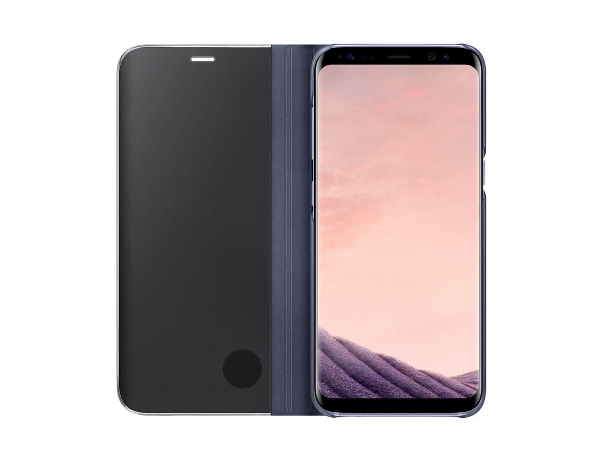 New-Samsung-Galaxy-S10-S9-S8-Smart-View-Mirror-Leather-Flip-Stand-Case-Cover thumbnail 65