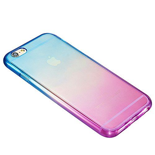 Shockproof-TPU-Gel-Case-For-Apple-iPhone-8-7-5s-6s-SE-Hybrid-360-New-Skin-Cover thumbnail 4