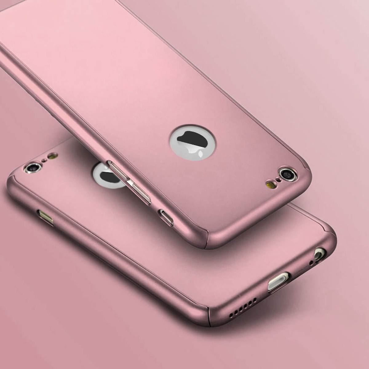 For-Apple-iPhone-XS-Max-XR-Hybrid-360-Slim-Ultra-Thin-Heavy-Duty-Shockproof-Case thumbnail 32