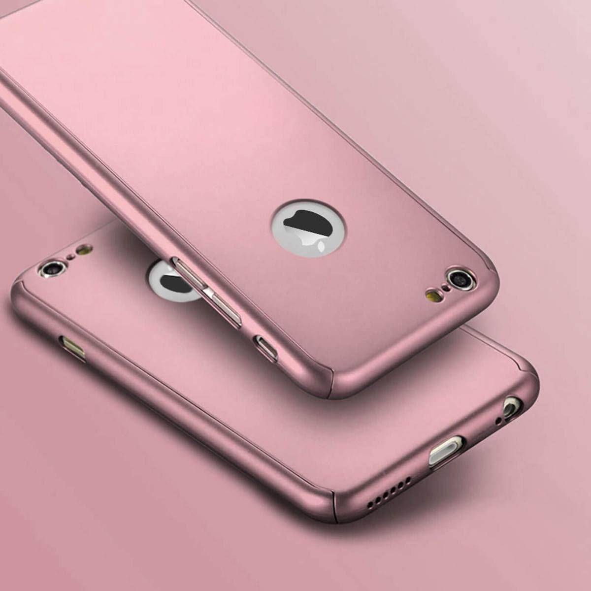 For-Apple-iPhone-XS-Max-XR-Hybrid-360-Slim-Ultra-Thin-Heavy-Duty-Shockproof-Case Indexbild 32