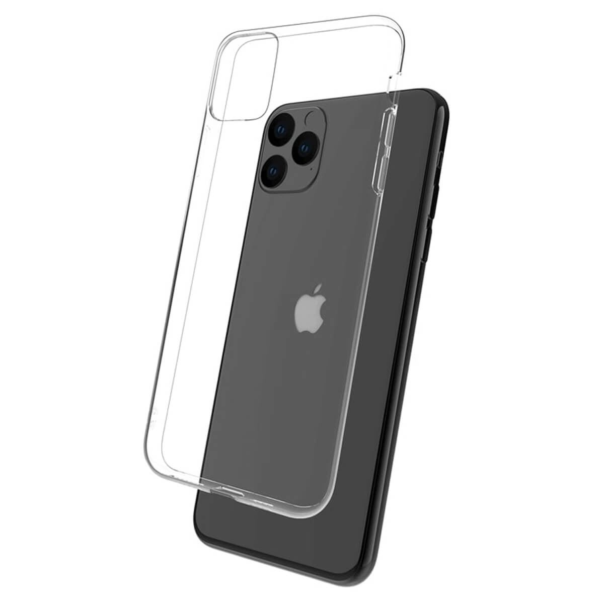 For-Apple-iPhone-12-11-XR-XS-Max-Clear-Silicone-Gel-TPU-New-Slim-Thin-Back-Case thumbnail 56