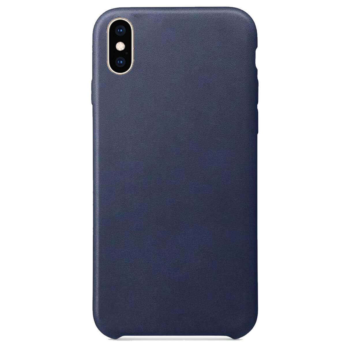 Leather-Slim-Case-Apple-iPhone-10-8-7-Plus-6s-5-Original-PU-Soft-Silicone-Cover thumbnail 20