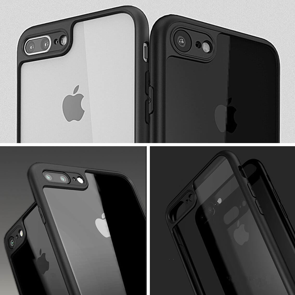 Case-For-Apple-iPhone-10-X-8-7-6s-5-Luxury-Ultra-Slim-Shockproof-PC-Bumper-Cover thumbnail 11