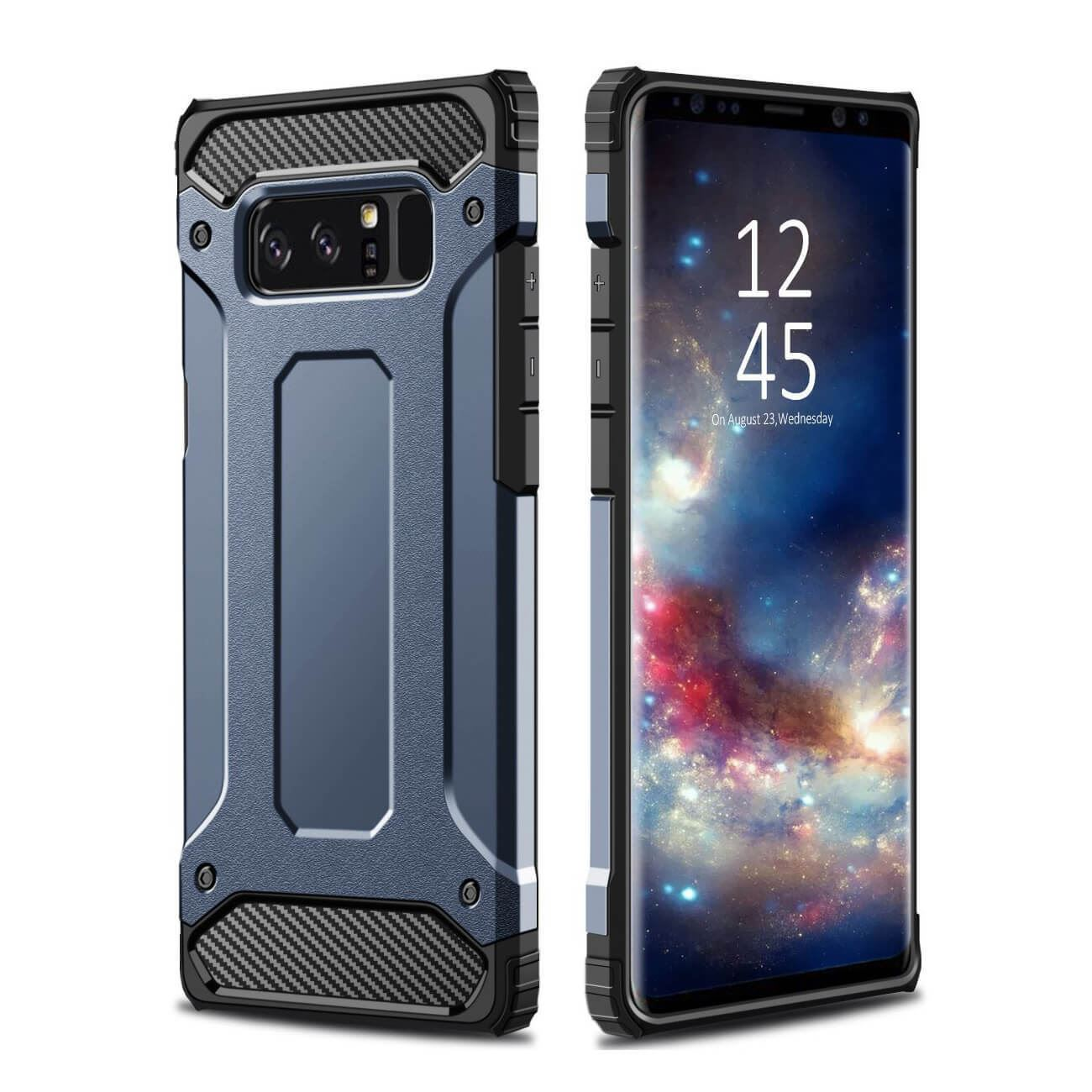 Hybrid-Armor-Shockproof-Rugged-Bumper-Case-For-Samsung-Galaxy-S7-Edge-S8-Note-S9 縮圖 52