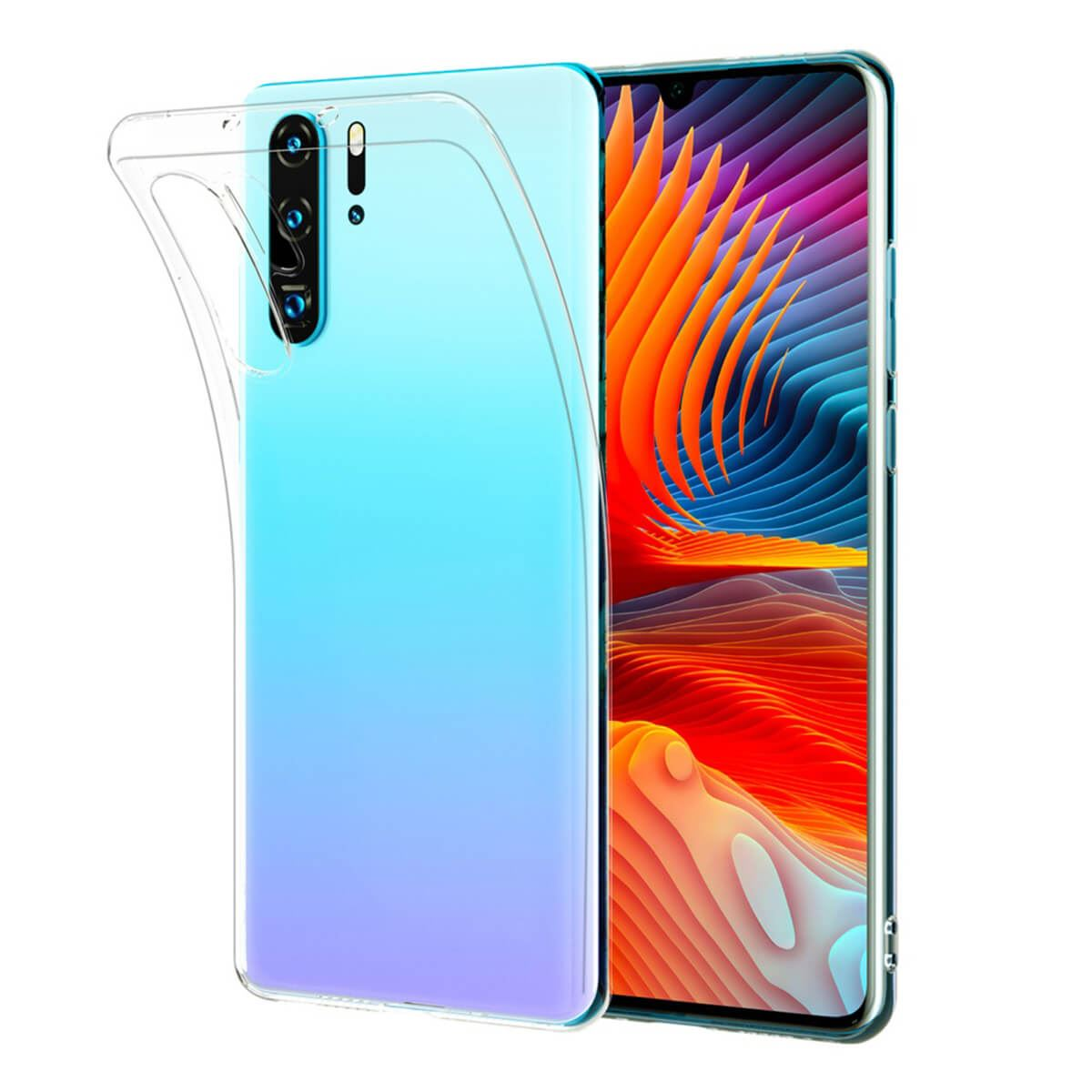 Case-For-Huawei-P20-Pro-P-Smart-Shockproof-Silicone-Protective-Clear-Gel-Cover thumbnail 6