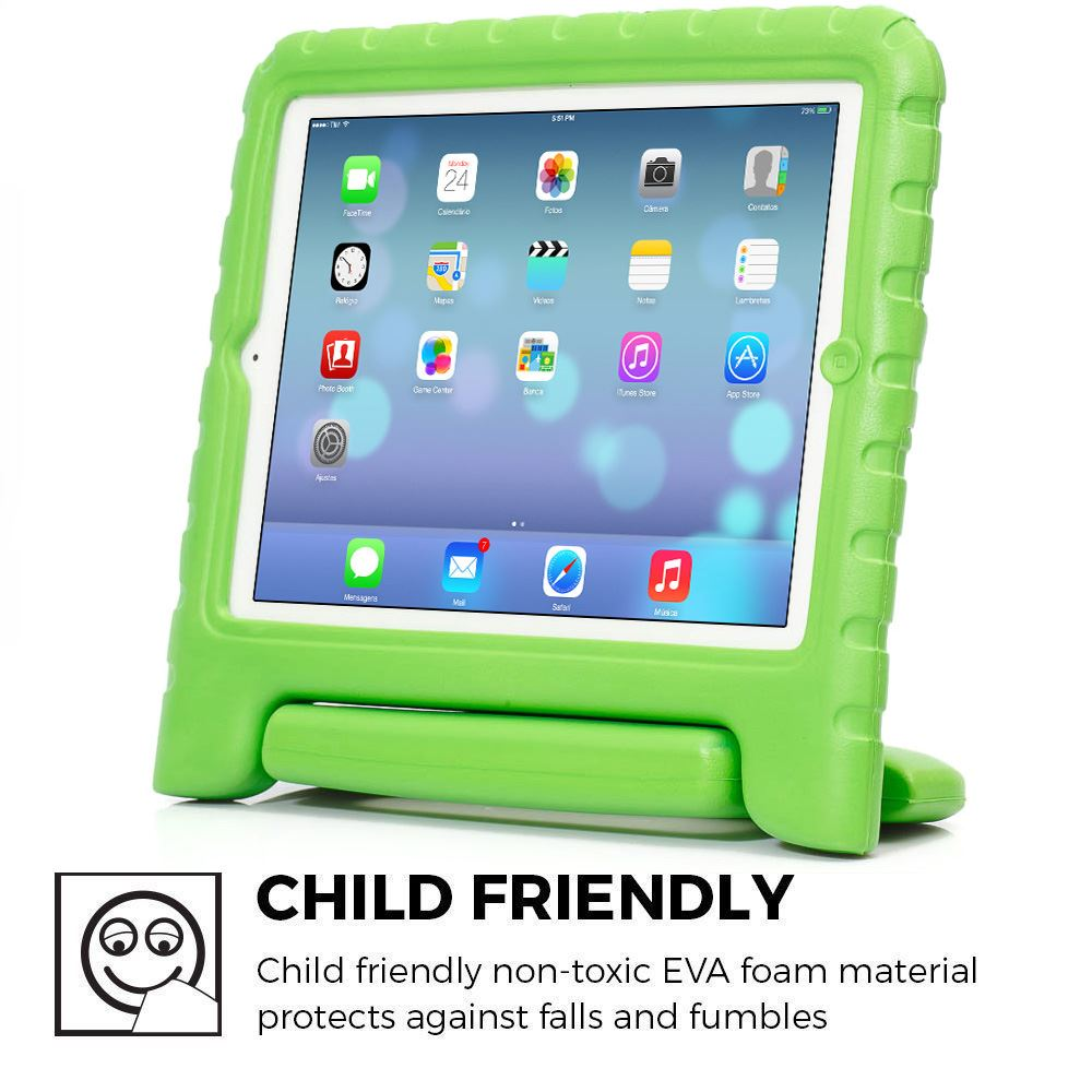 Kids-Shockproof-iPad-Case-Cover-EVA-Foam-Stand-For-Apple-iPad-Mini-1-2-3-4-Air-2 Indexbild 45