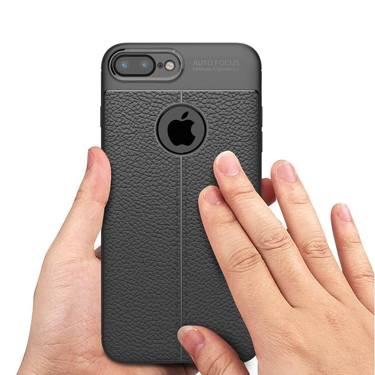 thumbnail 4 - Protective Leather Case For Apple iPhone Luxury Shockproof Pattern Soft TPU