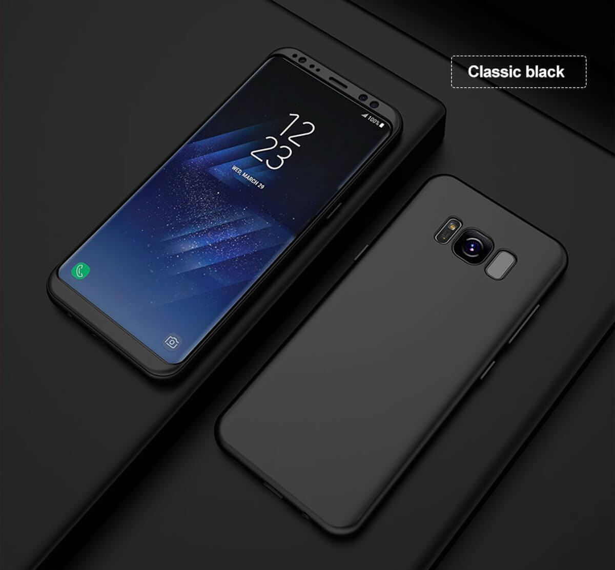New-ShockProof-Hybrid-360-TPU-Thin-Case-Cover-For-Samsung-Galaxy-S7-edge-S8-S9 miniatuur 21