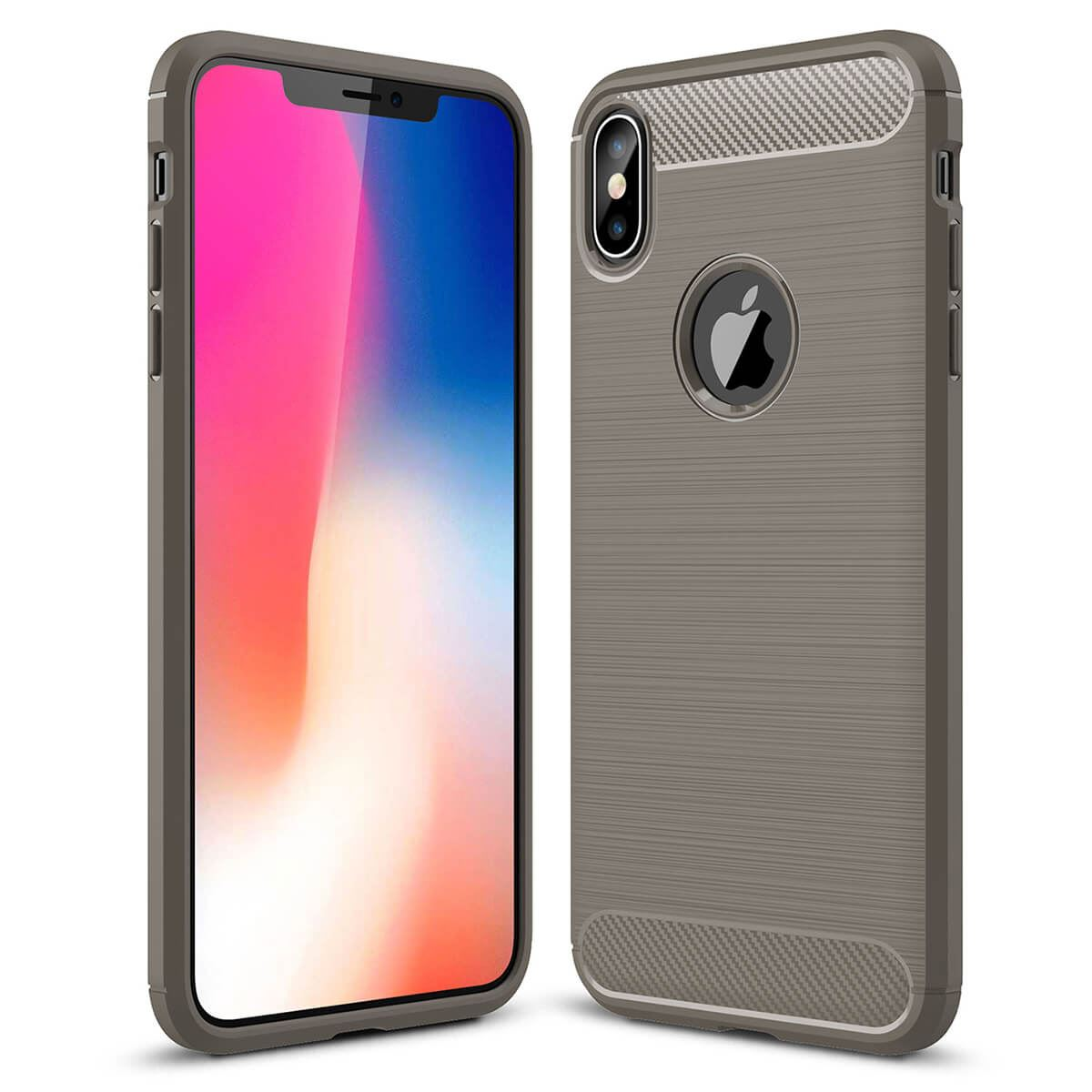 Shockproof-Bumper-Case-Apple-iPhone-10-X-8-7-6s-Se-5s-5-Luxury-Ultra-Slim-Cover thumbnail 8