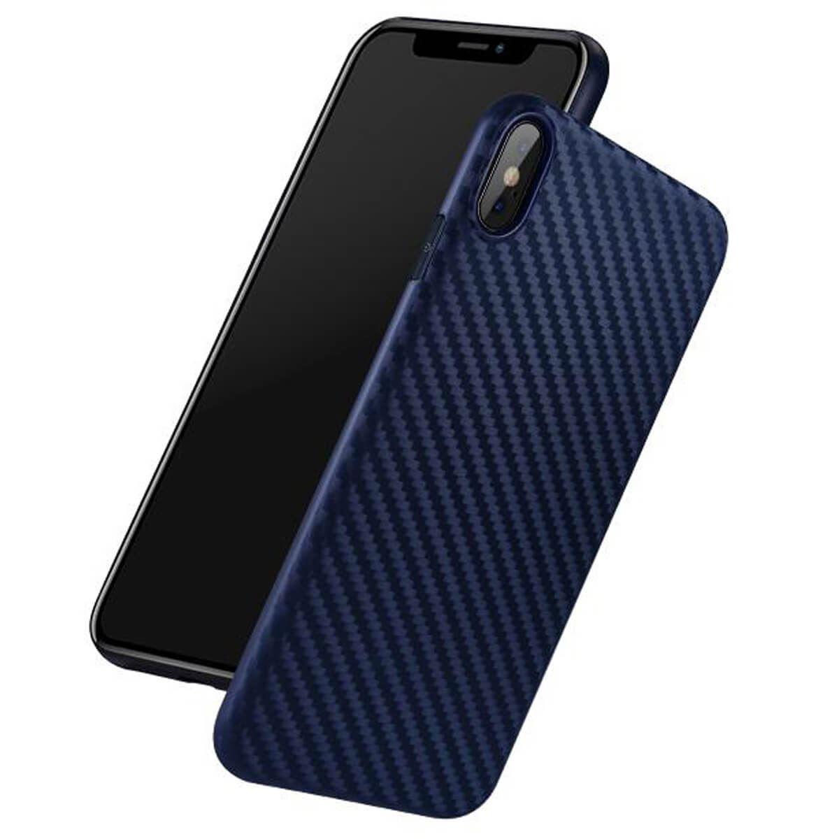 thumbnail 12 - Shockproof Carbon Fibre Case For Apple iPhone 10 X 8 Plus 7 6s Se 5 Thin Cover