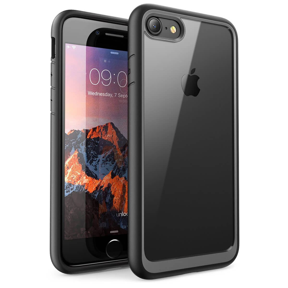 Shockproof-Bumper-Case-For-iPhone-X-XS-XR-6-Plus-7-Plus-6-Plus-Hard-Armor thumbnail 6