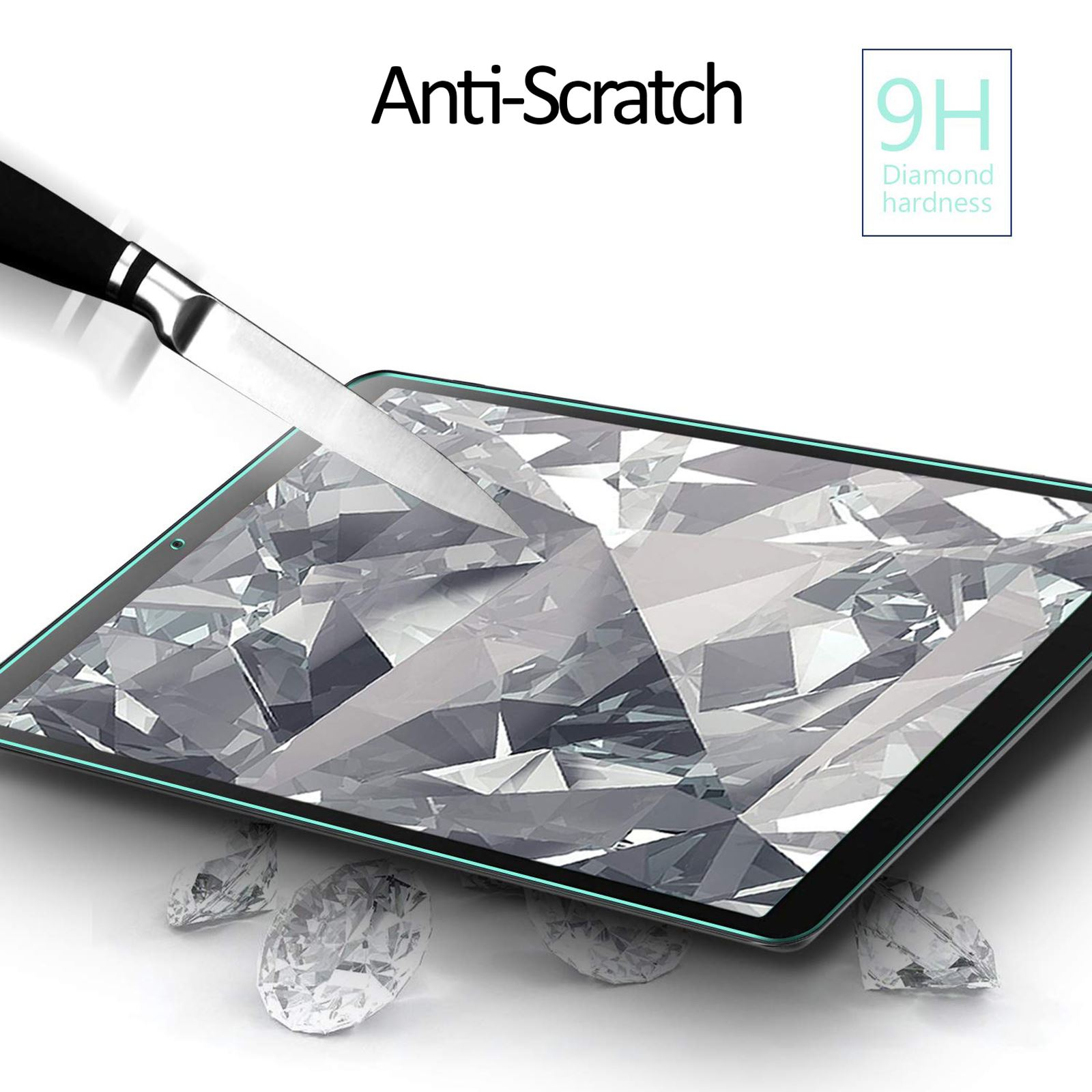 Tempered-Glass-Screen-Protector-For-Samsung-Galaxy-Tab-A-10-1-T510-T515-T580-585 thumbnail 8