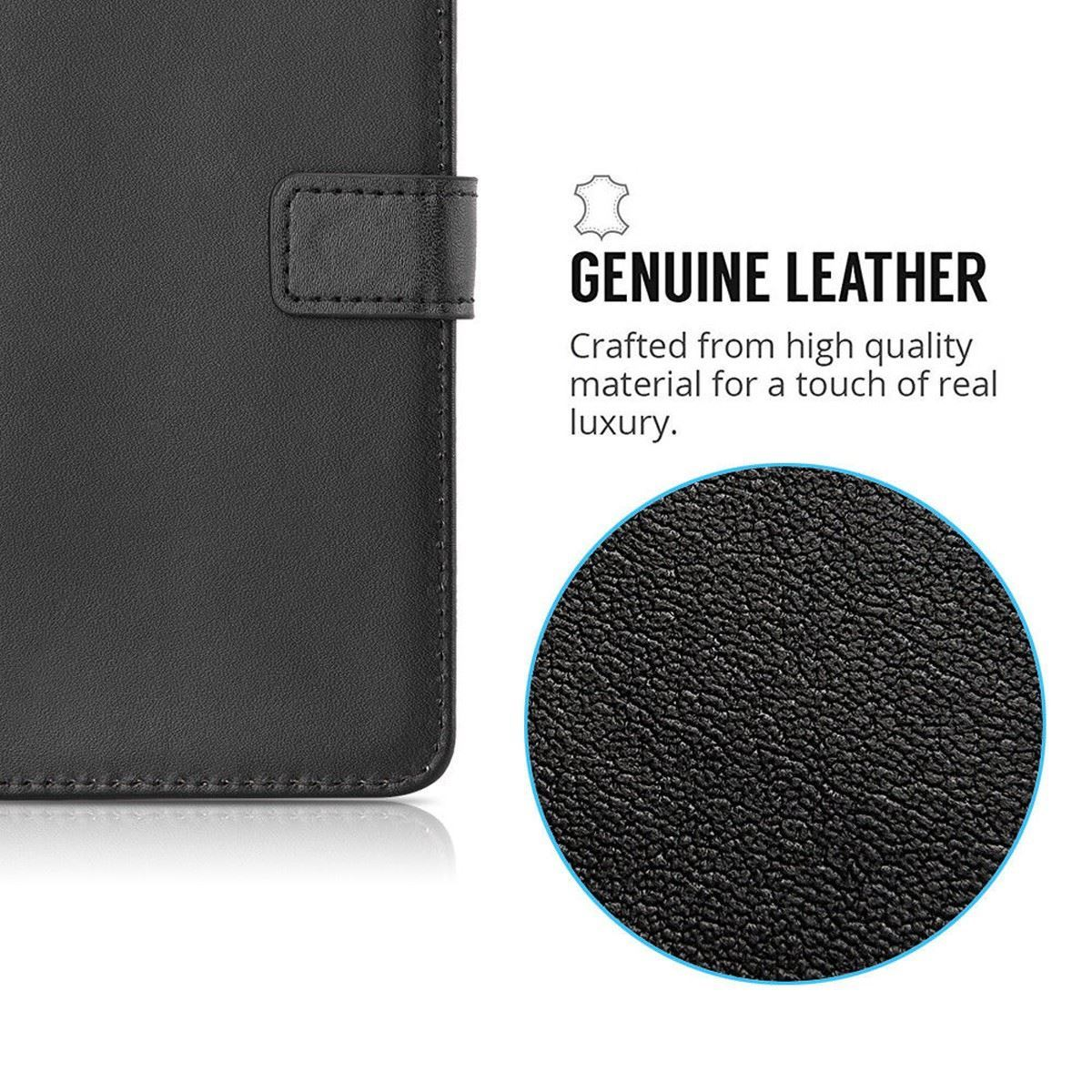 thumbnail 7 - For Apple iPhone 12 11 XR XS Max Leather Flip Wallet Magnetic Stand Card Case