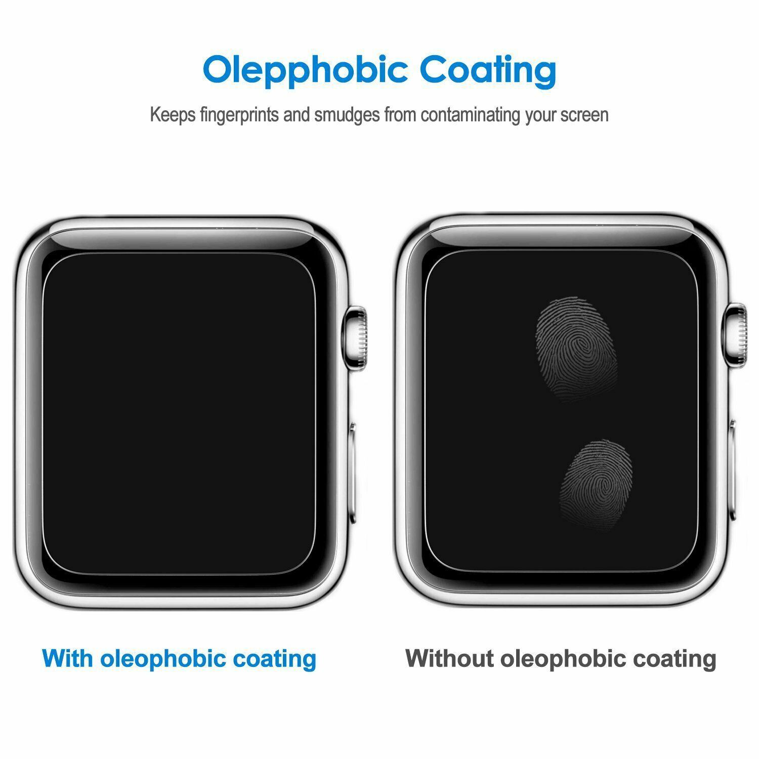 For-Apple-Watch-Series-6-SE-5-4-3-38-40-42-44mm-Tempered-Glass-Screen-Protector thumbnail 5