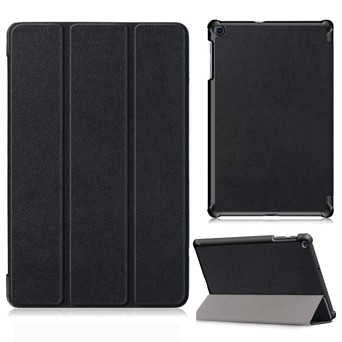 Flip-Cover-Trifold-Case-For-T510-T515-Samsung-Galaxy-Tab-A-2019-10-1-Full-Body thumbnail 13