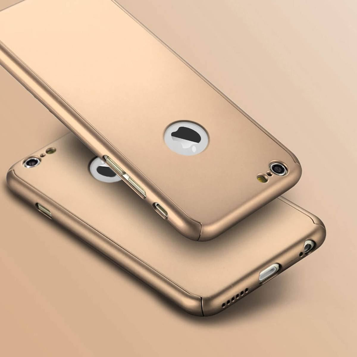 For-Apple-iPhone-XS-Max-XR-Hybrid-360-Slim-Ultra-Thin-Heavy-Duty-Shockproof-Case Indexbild 65