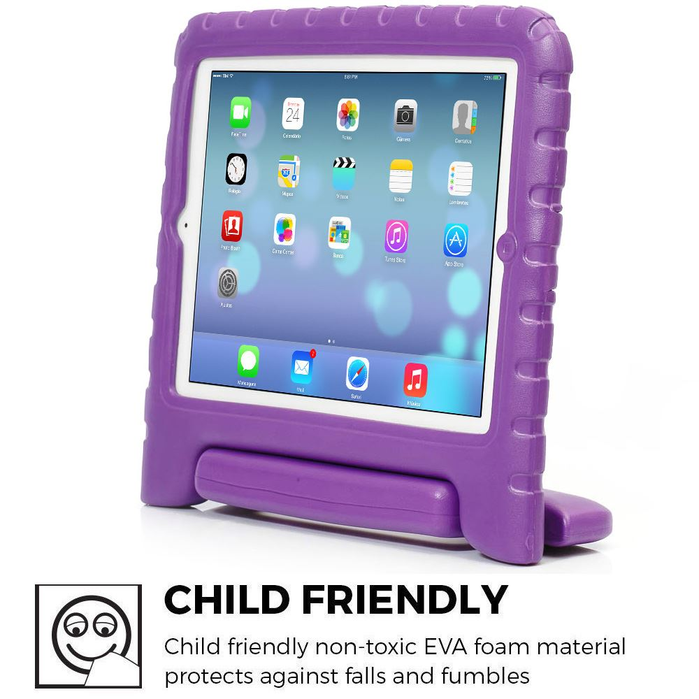 Kids-Shockproof-iPad-Case-Cover-EVA-Foam-Stand-For-Apple-iPad-Mini-1-2-3-4-Air-2 Indexbild 37
