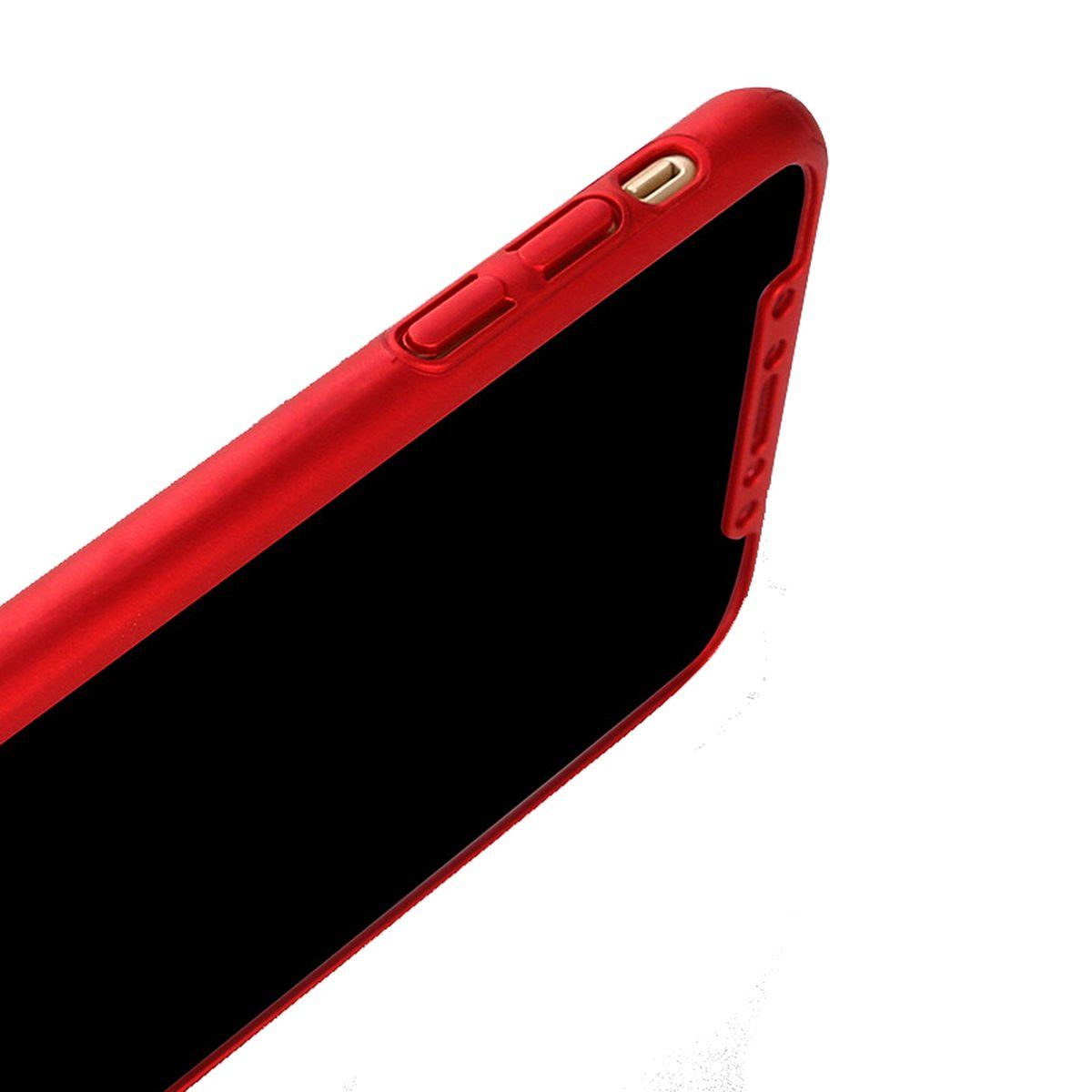 For-Apple-iPhone-XS-Max-XR-Hybrid-360-Slim-Ultra-Thin-Heavy-Duty-Shockproof-Case Indexbild 41
