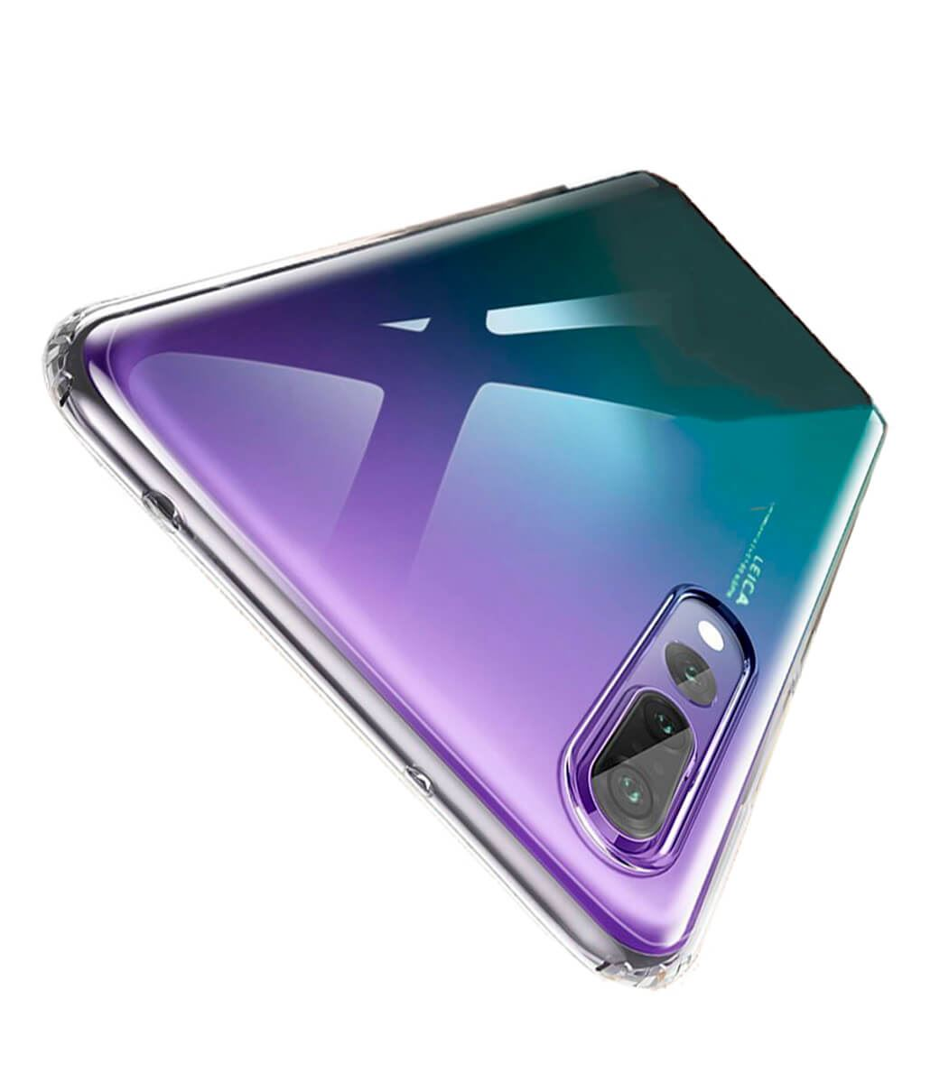 Shockproof-Silicone-Protective-Clear-Gel-Cover-Case-For-Huawei-P20-Pro-P-Smart thumbnail 14