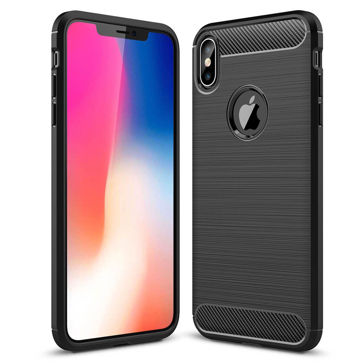 Shockproof-Bumper-Case-Apple-iPhone-10-X-8-7-6s-Se-5s-5-Luxury-Ultra-Slim-Cover thumbnail 4