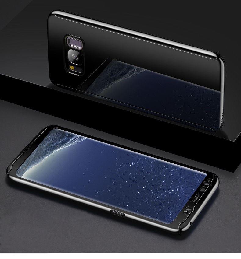 Shockproof-Hybrid-360-Ultra-Thin-Mirror-Hard-Case-Samsung-Galaxy-S7-edge-S8-S9 thumbnail 53