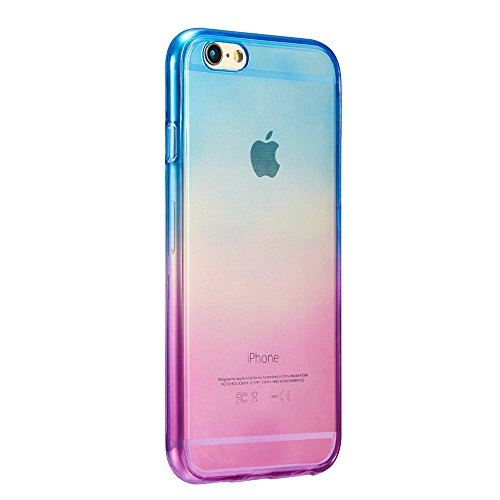 Shockproof-TPU-Gel-Case-For-Apple-iPhone-8-7-5s-6s-SE-Hybrid-360-New-Skin-Cover thumbnail 3