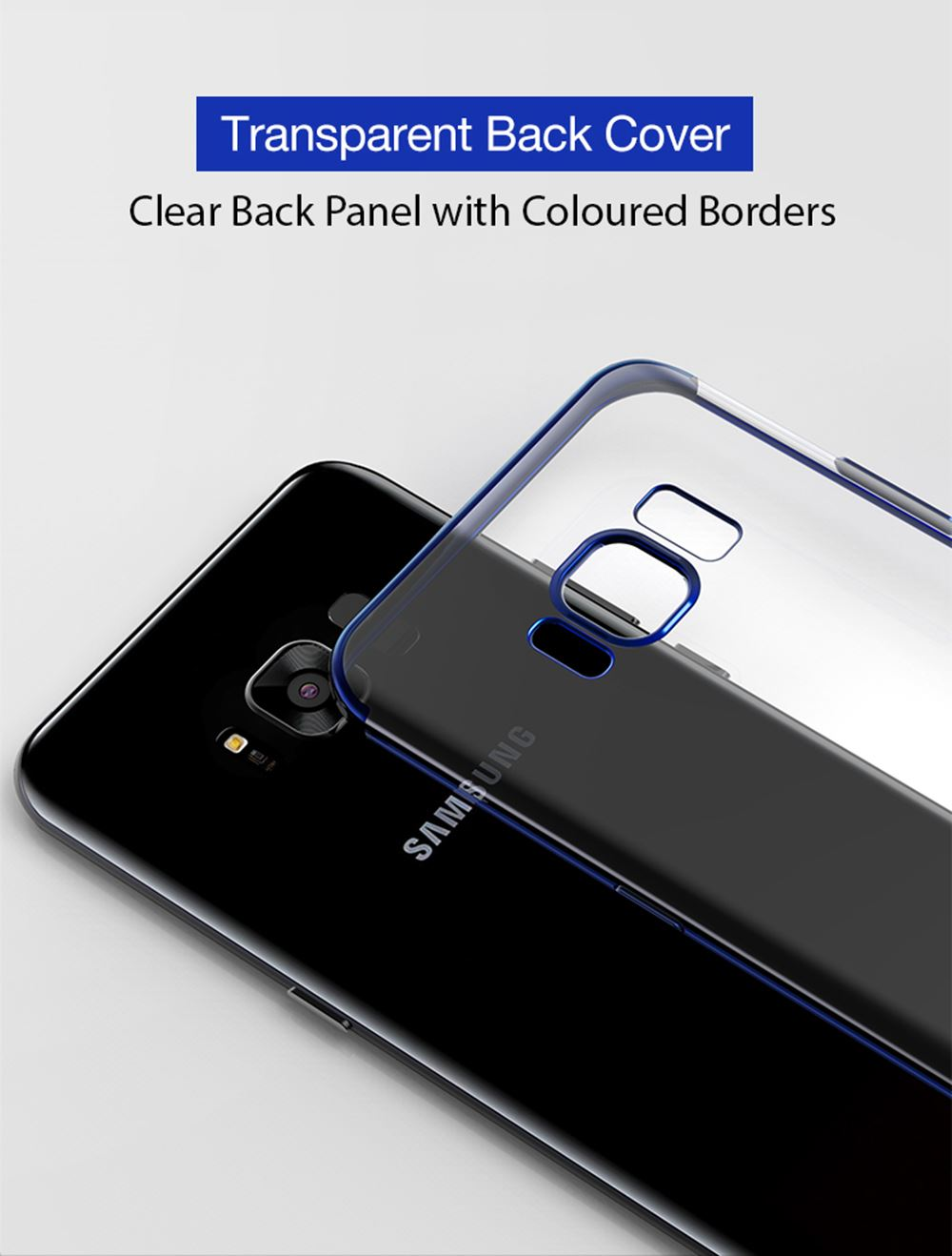 Luxury-Ultra-Slim-Shockproof-Silicone-Clear-Case-Cover-For-Samsung-Galaxy-S8-S9 miniature 73