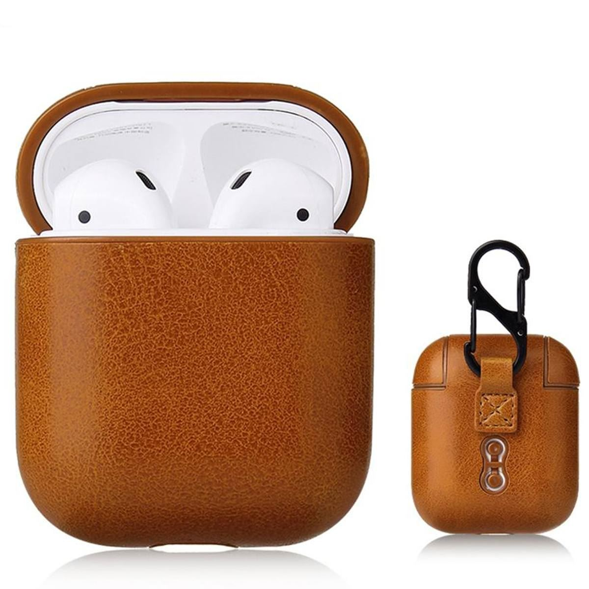 Case-For-Apple-Airpods-1-2-1st-2nd-Gen-Soft-Leather-Skin-Earphones-PU-Cover thumbnail 12