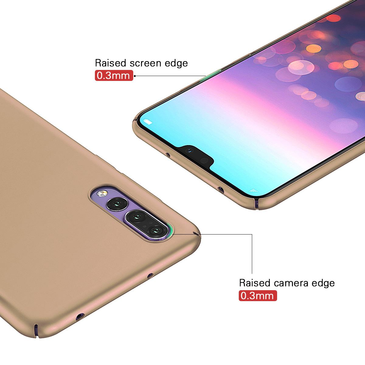 Luxury-Protective-Slim-Thin-Hard-Back-Case-Cover-For-Huawei-P20-Pro-P10-P-Smart thumbnail 51