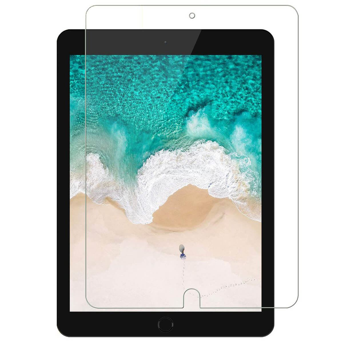 Film-Screen-Protector-For-Apple-iPad-1-2-3-4-Mini-Air-Pro-11-10-2-Tempered-Glass thumbnail 6