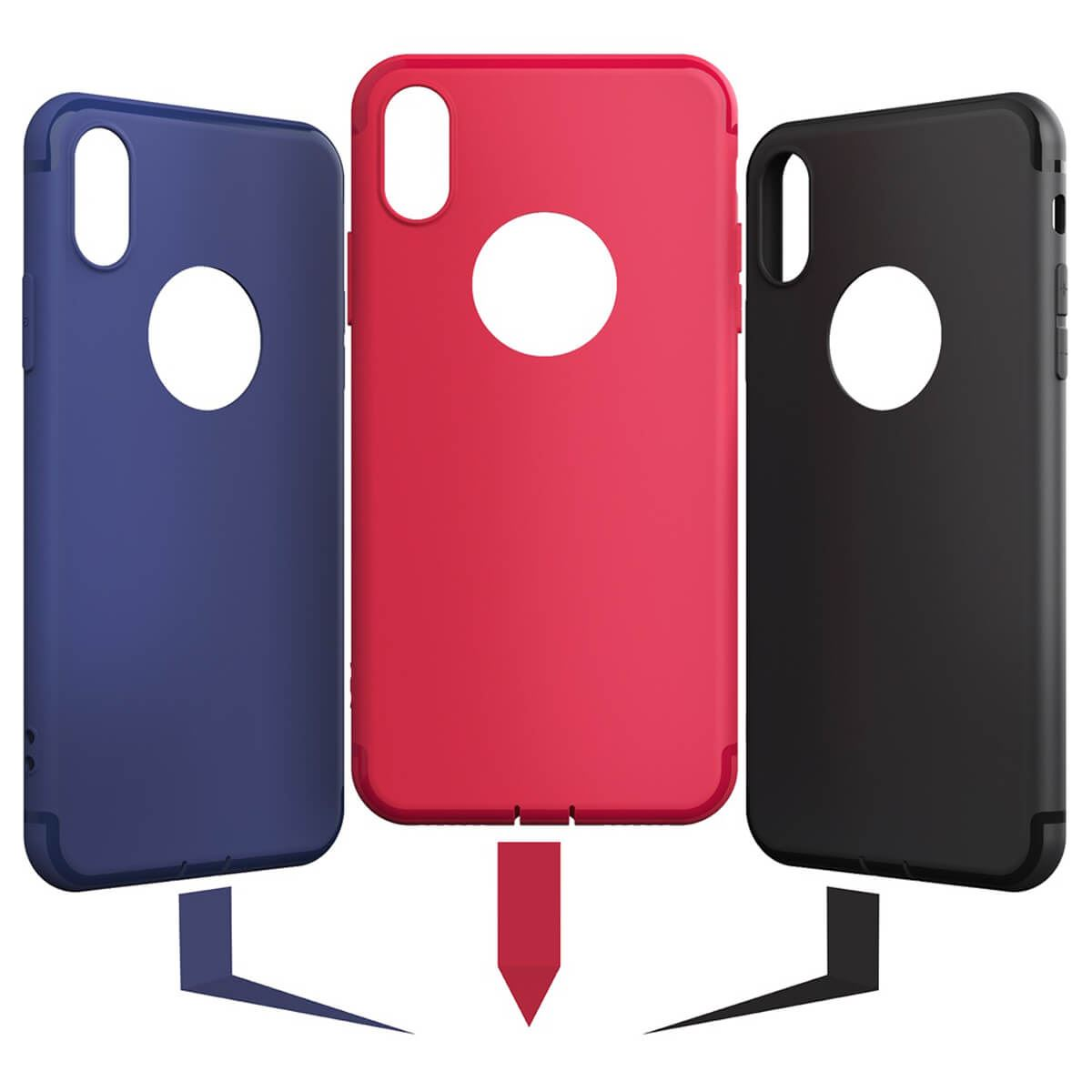 Ultra-Thin-Case-Apple-iPhone-10-8-7-Plus-6-5-Luxury-Slim-Silicone-TPU-Soft-Cover thumbnail 12