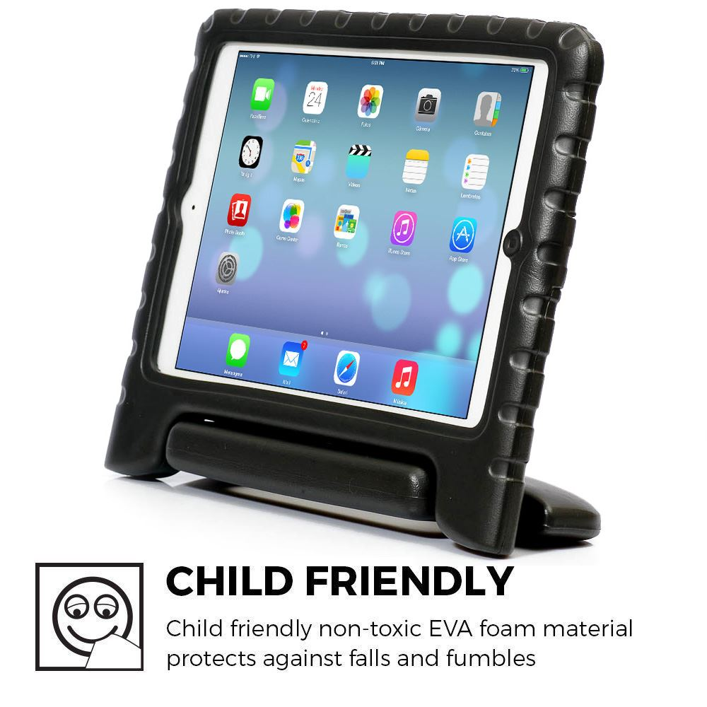 Kids-Shockproof-iPad-Case-Cover-EVA-Foam-Stand-For-Apple-iPad-Mini-1-2-3-4-Air-2 Indexbild 14