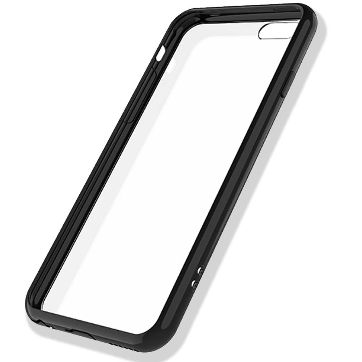 Shockproof-Case-For-Apple-iPhone-X-8-7-Plus-6-5s-Se-Clear-Slim-Bumper-TPU-Cover thumbnail 3